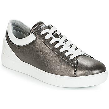 Încăltăminte Femei Pantofi sport Casual Emporio Armani BRUNA Staniu