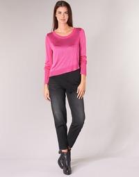 Îmbracaminte Femei Jeans drepti Diesel ALYS Negru / 069bg