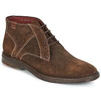Pantofi Bărbați Ghete Lloyd DALBERT Maro