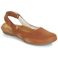 Pantofi Femei Sandale și Sandale cu talpă  joasă El Naturalista WAKATAUA Maro
