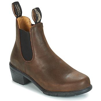 Pantofi Femei Ghete Blundstone WOMEN'S HEEL BOOT Maro