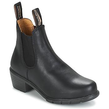 Pantofi Femei Ghete Blundstone WOMEN'S HEEL BOOT Negru