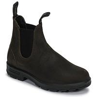 Pantofi Ghete Blundstone ORIGINAL SUEDE CHELSEA BOOTS Kaki