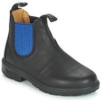 Pantofi Copii Ghete Blundstone KIDS BOOT Negru / Albastru