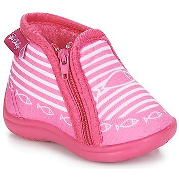 Pantofi Fete Papuci de casă Be Only TIMOUSSON Roz