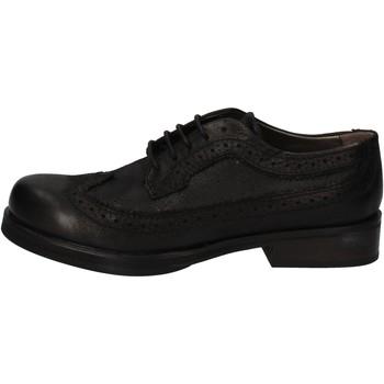 Pantofi Femei Pantofi Derby Crime London AE323 Negru