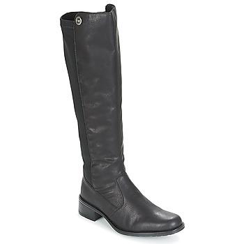 Pantofi Femei Cizme casual Rieker ARNIA Negru