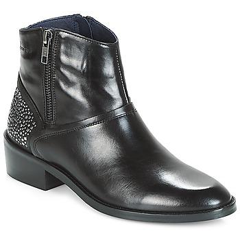 Pantofi Femei Ghete Dorking CELINE Negru