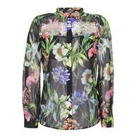 Îmbracaminte Femei Cămăși și Bluze Guess CLOUIS Negru /  multicolor