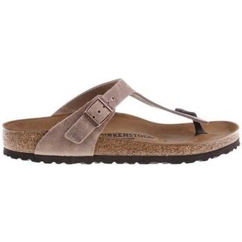Pantofi Femei  Flip-Flops Birkenstock Gizeh Cafenii