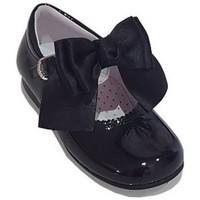 Pantofi Fete Pantofi Oxford  Bambi 19578 albastru