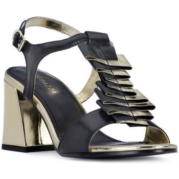 Pantofi Femei Sandale  Apepazza NERO HEEL SANDAL Nero