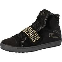 Pantofi Femei Pantofi sport stil gheata Guardiani AE827 Negru