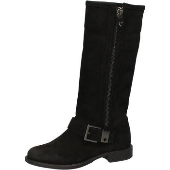 Pantofi Femei Cizme casual Twin Set AE835 Negru