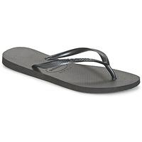 Pantofi Femei  Flip-Flops Havaianas SLIM Negru