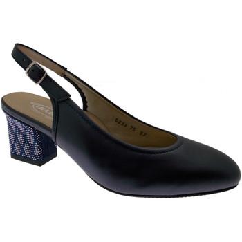 Pantofi Femei Sandale  Calzaturificio Loren LO5234bl blu