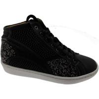 Pantofi Femei Ghete Calzaturificio Loren LOC3710ne nero