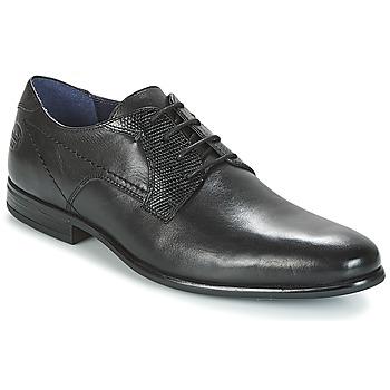Încăltăminte Bărbați Pantofi Derby Dockers by Gerli HERAN Negru