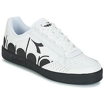 Încăltăminte Bărbați Pantofi sport Casual Diadora B.ELITE BOLDER Alb / Negru
