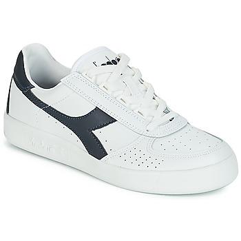 Încăltăminte Pantofi sport Casual Diadora B.ELITE Alb / Bleumarin