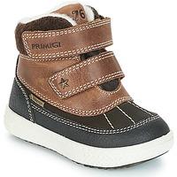 Pantofi Băieți Ghete Primigi (enfant) 2372600 PBZGT GORE-TEX Maro