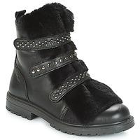 Pantofi Fete Ghete Primigi (enfant) CHRIS Negru