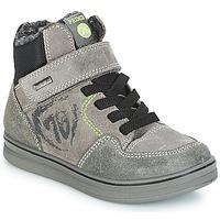 Încăltăminte Băieți Pantofi sport stil gheata Primigi AYGO GORE-TEX Gri