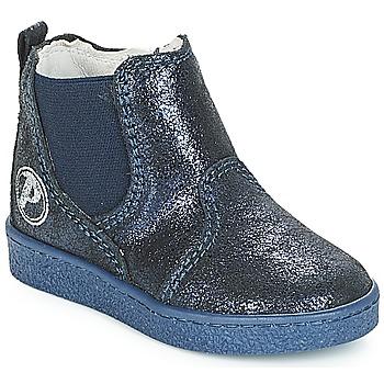 Pantofi Fete Ghete Primigi WODY Albastru