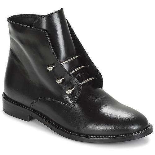 Pantofi Femei Ghete Jonak DHAVLEN Negru
