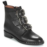 Pantofi Femei Ghete Jonak DIRCE Negru
