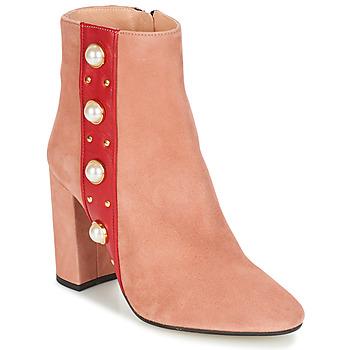 Pantofi Femei Botine Jonak CHERRY Roz