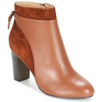 Pantofi Femei Botine Jonak BEAR Coniac