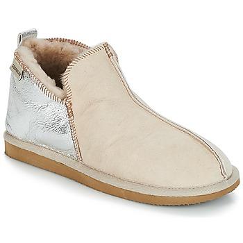 Pantofi Femei Papuci de casă Shepherd ANNIE Alb