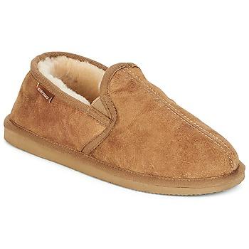 Pantofi Bărbați Papuci de casă Shepherd BOSSE Camel