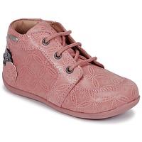 Pantofi Fete Ghete Aster DILA Roz