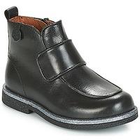 Pantofi Fete Ghete Aster EVA Negru