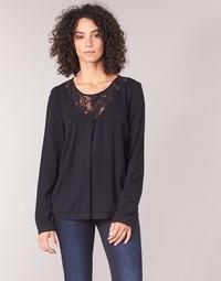 Îmbracaminte Femei Topuri și Bluze Vila VIEVERLY Negru