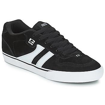 Pantofi Bărbați Pantofi sport Casual Globe ENCORE 2 Negru / Alb