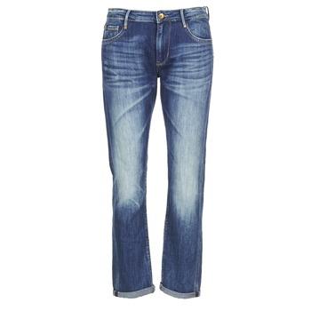 Îmbracaminte Femei Jeans slim Le Temps des Cerises HERITAGE Albastru / Medium