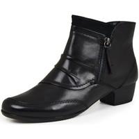 Pantofi Femei Botine Jana 25331 Negre