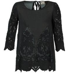 Îmbracaminte Femei Topuri și Bluze Stella Forest ALANE Negru
