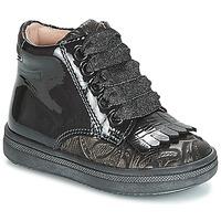 Pantofi Fete Pantofi sport stil gheata Acebo's DOLAGIRI Negru / Argintiu