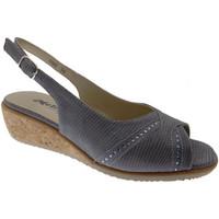Pantofi Femei Sandale  Melluso MET425je blu