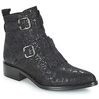 Pantofi Femei Ghete Philippe Morvan SMAKY1 V2 DAISY LUX Negru