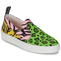 Pantofi Femei Pantofi Slip on Moschino Cheap & CHIC LIDIA Multicolor