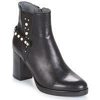 Pantofi Femei Botine Metamorf'Ose DAMOISEAU Negru