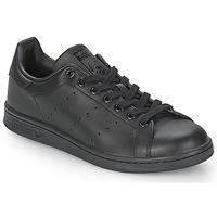 Încăltăminte Pantofi sport Casual adidas Originals STAN SMITH Negru