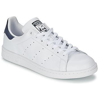 Pantofi Pantofi sport Casual adidas Originals STAN SMITH Alb / Albastru