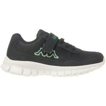Pantofi Copii Pantofi sport Casual Kappa Follow K Albastru marim