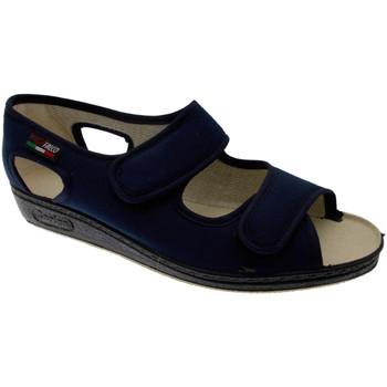 Pantofi Femei Papuci de casă Gaviga GA180bl blu
